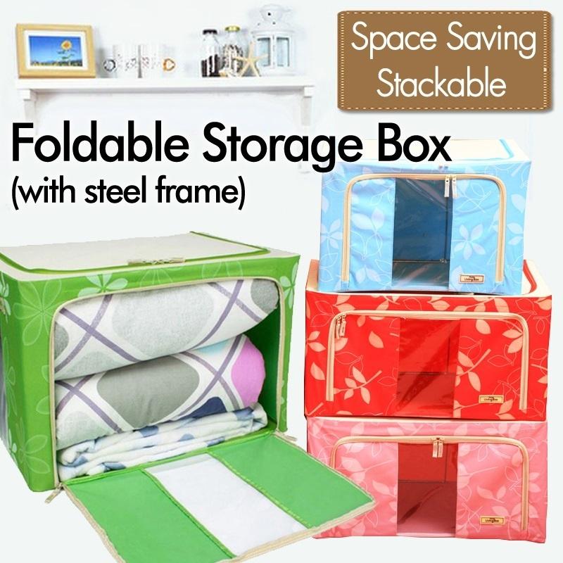 Foldable storage box singapore