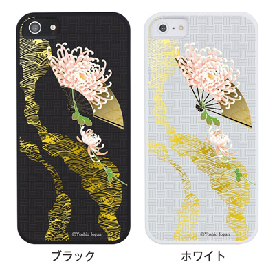 【iPhone5S】【iPhone5】【和柄】【iPhone5ケース】【カバー】【スマホケース】【ケース】 ip5-wa-015の画像