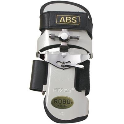ABS(アメリカン ボウリング サービス) ロボリスト ショートモデル パールホワイト PW 【ボウリンググローブ リスタイ サポーター ボーリング】の画像