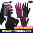 [ Local Next Day Delivery ]  KOREA HIT!! / Winter Smart Touch Glove Warm Gloves/Men kids Women Gloves/Outdoor Sports / Hiking Camping gloves / Climbing / Bike / Bicycle / Cycling