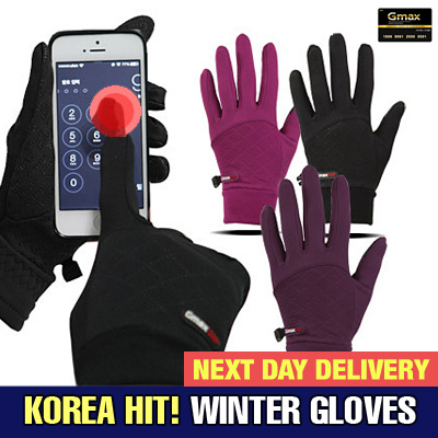[ Local Delivery ] KOREA HIT!! / Winter Smart Touch Warm Glove Warm /Men kids Women Bike / Bicycle Deals for only S$21 instead of S$0