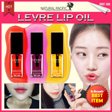LEVRE LIP OIL 3 Flaver / Red Berry / Rasberry / Hazelut / Recognized for its quality in Korea
