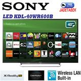SONY LED KDL-40WR600B [Free Shipping Only JADETABEK]
