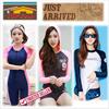 🇸🇬Swimsuit-03🇸🇬Latest Design🇸🇬New arrival Rash Guard UV Protection Fashion Swim Wear