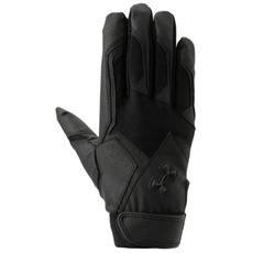 アンダーアーマー(UNDER ARMOUR) メンズ クリーンアップVステルス バッティンググローブ BLK EBB2225 【野球 アクセサリー ウェア 手袋】