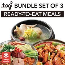 [Togi] Ready-To-Eat Meals Promotion! Bundle Set of 3