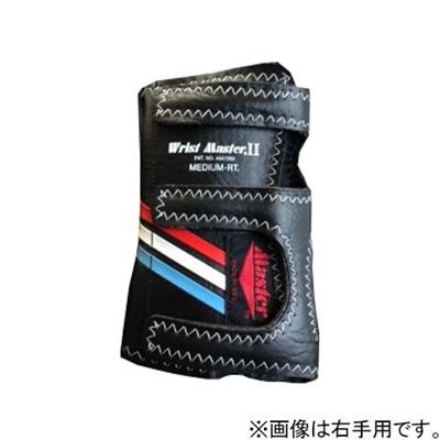 ABS(アメリカン ボウリング サービス) リストマスター 2 ブラック BK 【ボウリンググローブ リスタイ サポーター ボーリング】の画像