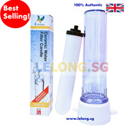 Authentic UK Doulton Supercarb Ceramic Filter Candle Set with Housing FREE TUBE HOSE Doulton SuperCarb Ceramic Cartridge Doulton Ceramic