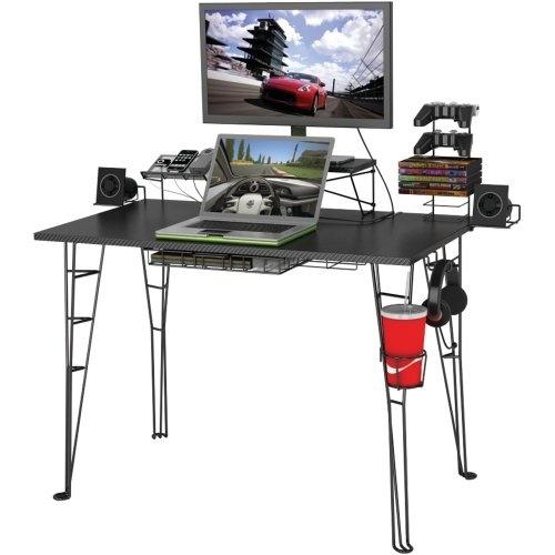 【クリックで詳細表示】[アメリカ直送]Atlantic Gaming Desk