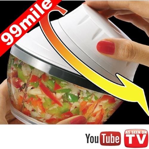 Food Processor As Seen On Tv ~ Qoo twista chopper as seen on tv food