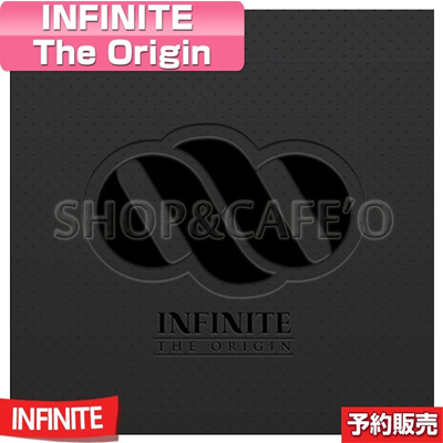 【1次予約】INFINITE [The Origin] [3CD+Special Coin+Booklet]の画像