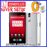 OnePlus One Flagship Killer | Quadcore 2.5Ghz | RAM 3GB DDR3 | Internal 16GB Free Ongkir Jabodetabek + Asuransi