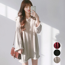 秋先行セール 数量限定 レディース   ニット   センター 春秋     韓国ファッションCMZMY