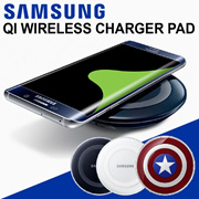 ★SAMSUNG QI WIRELESS CHARGER★ for Galaxy Note 7 / Note 5 / S7 Edge / S6 Edge Plus ★ Black | White Color ★