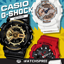 [APPLY 25% OFF COUPON] *CASIO GENUINE* CASIO G-SHOCK COLLECTION! Free Shipping and 1 Year Warranty.