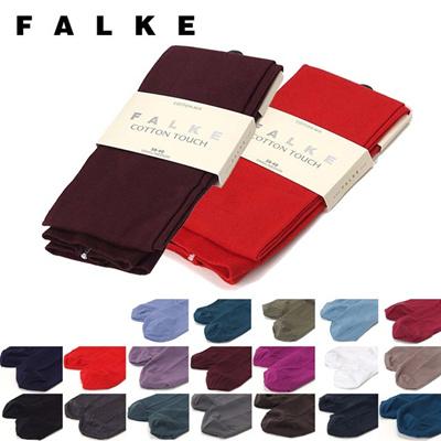 ファルケ FALKE ソックス 靴下 COTTON TOUCH コットンタッチ レディース タイツ 40081 NO.1の画像