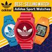 100% Authentic [Lowest Price Guarantee] Adidas Sport Watches