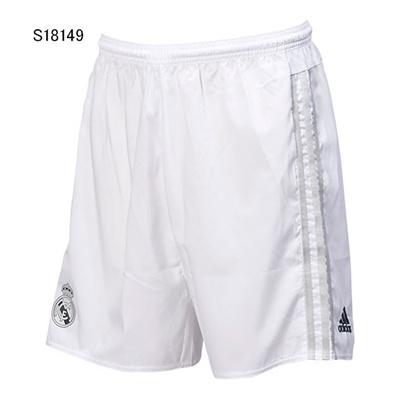 アディダス (adidas) レアルマドリッド ホーム レプリカ ショーツ GYK99 [分類:サッカー レプリカウェア (海外代表・海外クラブチーム)]の画像