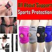 ★Sports Protection★ Knee/Ankle/Wrist Guard/Waist Wrap / Sport Knee Guard ★ Sport Knee Strap★ wrist