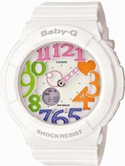 [カシオ]Casio 腕時計 Baby-G Neon Dial Series ネオンダイアルシリーズ BGA-131-7B3JF レディース