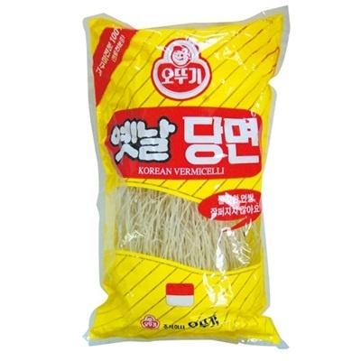 ■韓国食品■オットギ 春雨1kg■韓国料理のチャップチェの麺■の画像