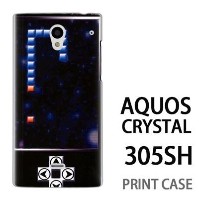 AQUOS CRYSTAL 305SH 用『No2 55』特殊印刷ケース【 aquos crystal 305sh アクオス クリスタル アクオスクリスタル softbank ケース プリント カバー スマホケース スマホカバー 】の画像
