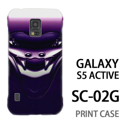 GALAXY S5 Active SC-02G 用『No2 64』特殊印刷ケース【 galaxy s5 active SC-02G sc02g SC02G galaxys5 ギャラクシー ギャラクシーs5 アクティブ docomo ケース プリント カバー スマホケース スマホカバー】の画像