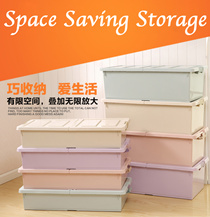 ★CREATIVE SPACE SAVING UNDER BED STORAGE★Storage Closet★Storage Drawer★Container★Plastic★Home Organization★Home Decoration★Singapore Fast Delivery