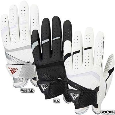 アディダス(adidas GOLF) ハイ パワーバンド グローブ 左手装着用 QR710 【メンズ ゴルフ 手袋 14】の画像