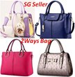 Great sale!Korea style designer handbag/handbags/hand bags/Clutch bags/Shoulder bag/Tote BAG/Fashion bag/ladies handbags/Handbags for women/Premium quality/SG seller/bra
