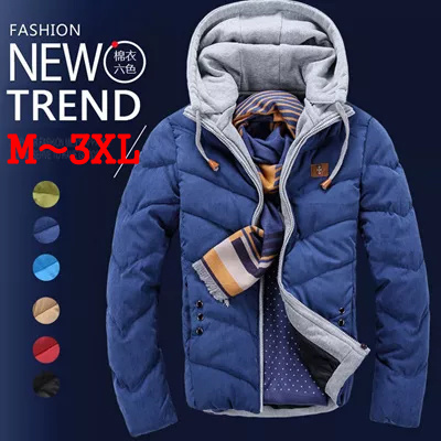 Buy M~3XL size Qoo10 Japan Beat No1. 2015 Men winter jacket / Down ...