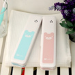 Lovely couple in a portable toothbrush sterilizer Bear - Blue Pink / MADE IN KOREA/ Free Shipping