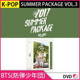 送料無料【1次予約限定価格】BTS 防弾少年団 2017 BTS SUMMER PACKAGE VOL.3 コード1.3.4.5.6【DVD】【発売8月21日】【8月末発送】