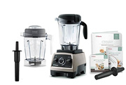 [VITAMIX] 577786-1944 - Professional Series 750 Brushed Stainless Steel Blender With 64 Ounce Wet Co