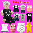 Romper *23/03/2017 updated 100% cotton baby rompers/baby clothes/ jumper/pajamas/maternity