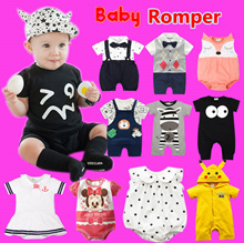 Romper *24/04/2017 updated 100% cotton baby rompers/baby clothes/ jumper/pajamas/maternity