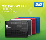 WESTERN DIGITAL (WD) WDC USB 3.0 Passport 2.5 Ultra 500 GB
