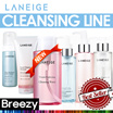 BREEZY ★ [Laneige] Cleansing Item Collection / ★ Vitamin Cleansing Water ★ / Foam Cleanser Moisture / Multi / White Bubble / Sparkling Water / Pore / Oil Free / Fresh / Lip n Eye Remover /