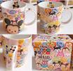 [LMC] Disney TSUM TSUM Ceramic Mug ** 2 Cute Designs Available / Japan Edition **