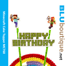 Minecraft balloon minecraft birthday parties Creeper Cup Minecraft Plate Minecraft cupcake topper