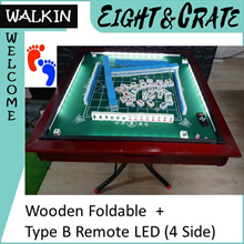 🇸🇬Walk in welcome 🇸🇬 Fast / Good / 100% satisfaction Quality Mahjong Table Large table size