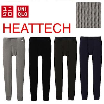 Uniqlo Heattech Tights Heattech Waffle Tights S/m