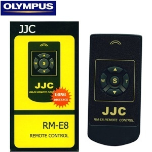 【クリックで詳細表示】【送料無料】Olympus(オリンパス) リモコン RM-1 RM-2互換リモートコントローラー無線リモートシャッター JJC/RM-E8:Digital SLR E1 E10 E20 E100 RS E300 Stylus800 Stylus500等対応全ての商品が【送料無料】の素敵なお店!秋のタイムセール開催中!