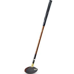 ハタチ(HATACHI) パーシモンクラシック3 ブラウン 右 84cm BH2912-13RS 【グラウンドゴルフ クラブ 右利き】