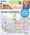 ★SALE★ Danrol Baby Clothing/5 pcs clothes / romper set / Short Long Sleeve Sleeveless Romper/Vest pant shirt Baby tee  chlid pajama Long pp pants (2E-03/13)