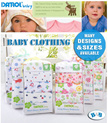 ★SALE★ Danrol Baby Clothing/5 pcs clothes / romper set / Short Long Sleeve Sleeveless Romper/Vest