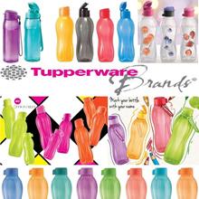 Eco Water Bottle ★ Authentic TUPPERWARE ★ Kids Water Bottle * BPA Free * Lifetime Warranty *