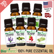 70% OFF ★100% USA Pure Essential Oil ★ Peppermint/ Lavender/Grapefruit/ Tea Tree/ Eucalyptus/ Lemon
