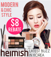 🌟$8 REBATE NOW!🌟LATEST KOREAN CRAZE HEIMISH COSMETICS 🌟ALL CLEAN BALM🌟DAILISM WATER DROP TINT🌟