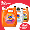 [PnG] Tide - No.1 Best Selling Detergent in the U.S【MADE in USA!】